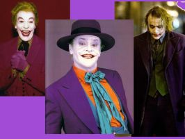 Joker Evolution by Thrumm