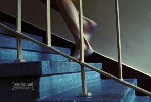 staircase by cetrobo