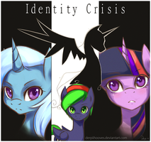 comm: Identity Crisis by derpiihooves
