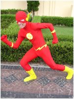 The Flash Cosplay by palchan