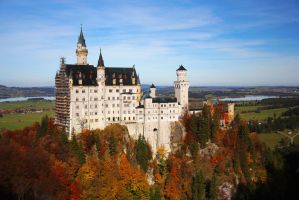 Neuschwanstein 2 by Francy-93