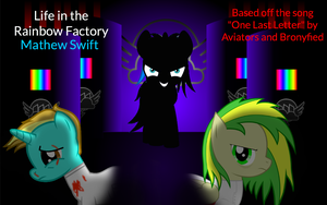 Life in the Rainbow Factory by Mathew Swift by SonicDash777