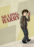 So long, Harry by OCarlitos