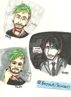 Antisepticeye- Try Me by FairyKats