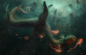 Seacreature by LolosArt