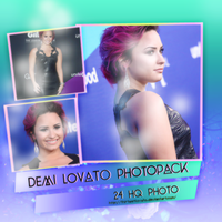 Demi Lovato Photopack - 03 by thirteenlovato