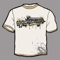 Redemption T-Shirt - Mock by mjerome