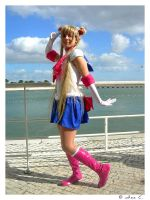 Sailor Moon Cosplay by Ana-D