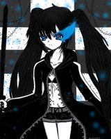 Black Rock Shooter by Kyogurt-Star459