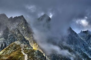 Mountain - Tatry by miirex