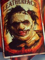 Leatherface by Criss-Angel-lover