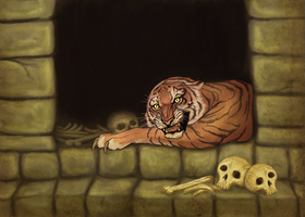 Shere Khan by Lizzy23