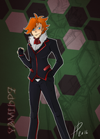 Young lysandre by yamihp7