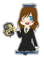Pottermore ID for Vivi by ayochan