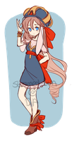 Fantasy adopt: 6 (ended) by Steamed-Bun