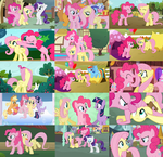Pinkieshy Collage by Cookie-Dough-Batter