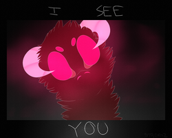 I See You by Flea-Bites