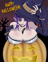 Happy Halloween! by Shouhda
