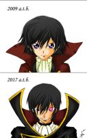 Before and After - coloured by seki-kun