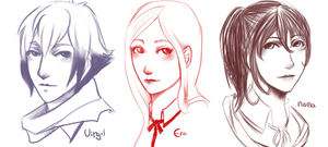 TG Headshots by jelw7
