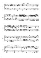 This Is Halloween sheet music pg. 4 by Noiporcs