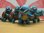 Squirtle Squad by djl91