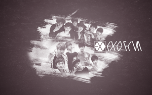 EXO wallpaper by 030288
