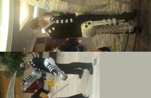 Cosplay Check:Soul Eater by Rhythm-Wily