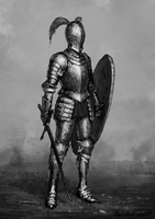 Dailyknight 1 by Rotaken