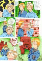 APH - Fear the Bear by jawazcript