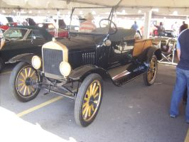 Ford Model T truck by Mister-Lou