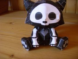Paper craft xXTry 1Xx by NotPeroxideBlonde