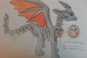 Soulkill the hercobon dragon by pd123sonic