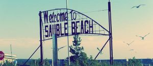 welcome to sauble beach by Beux-Photography
