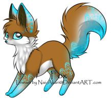 Fox Adoptable ~ 10 [closed] by BiahAdopts