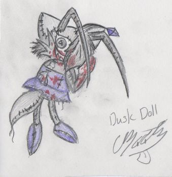 Dusk Doll by Dusk-the-Wolf