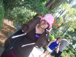 One Piece,Chopper cosplay by CronaBaby