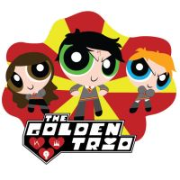 The Golden Trio: Powerpuff Style by Lumos5000