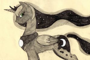 Princess of the Night by ABritItaly