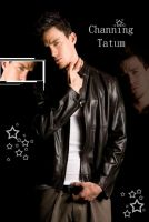 Channing Tatum by Haine01