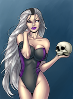 Queen Sindel by Salamandra88