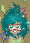 under the sea by Valerei