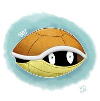 007 - Squirtle by steven-andrew