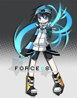 FORCE-8 track one cover by tomokii
