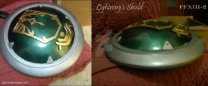 Lightning's Shield FFXIII 2 by LightningTheArtist