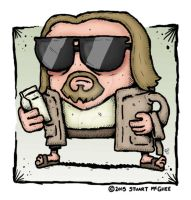 The Dude by stuartmcghee