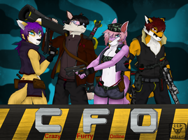 Crazy Furry Online... Game On! by RainRedfox
