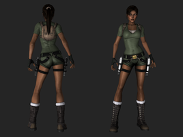LC Outfit x16 by legendg85