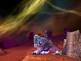 Syl's epic freaking mount :D by sweetietweety111
