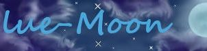 Blue-Moon Banner 4 Wolf-Haven by BlueLumi